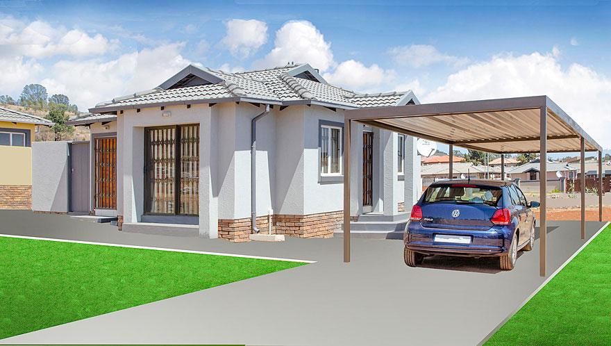 Werner Stander Development House Development
